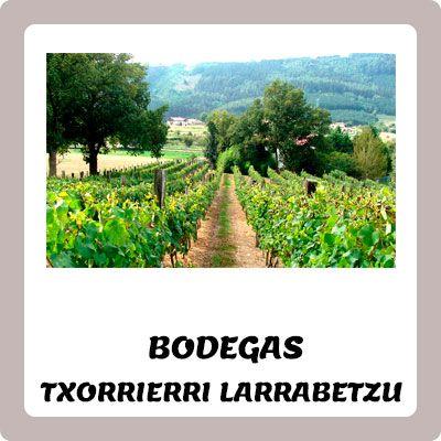 Bodegas TxorrierriLarrabetzu