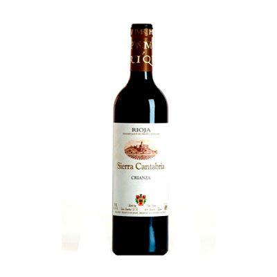 Sierra Cantabria Crianza - 50 cl