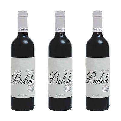 Comprar vino tinto Belote, prieto picudo